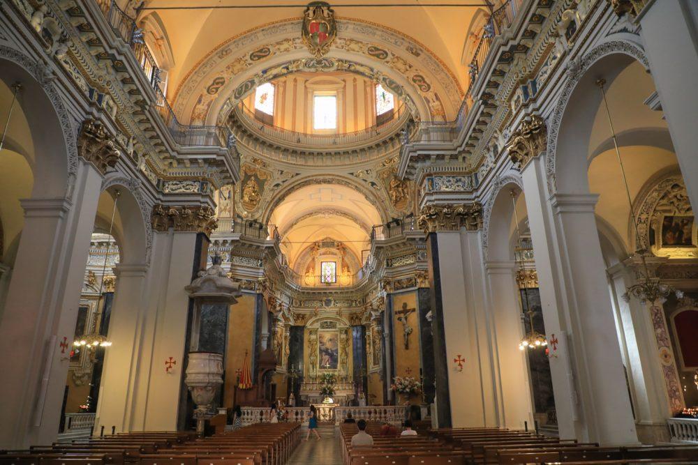 La Cathédrale Sainte-Réparate