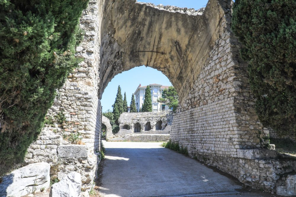 Ruïnes van Cemenelum